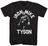 Mike Tyson- Strong Contender T-Shirts