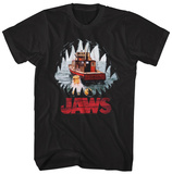 Jaws- Chasing The Orca T-paita
