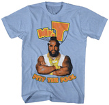 Mr. T- Pity The Fool T-Shirts
