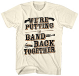 The Blues Brothers- Putting The Band Back Skjorter