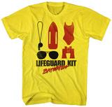 Baywatch- Lifeguard Kit T-Shirt