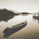 Lake Shore I - Sepia Giclee Print by Chris Simpson