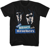 The Blues Brothers- Jake & Elwood Blues Skjorte