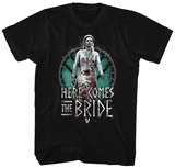 Vikings- Here Comes The Bride T-shirts