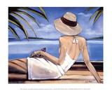 Côte d'Azur Posters par Trish Biddle