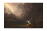 The Voyage of Life: Old Age, 1842 Giclée-tryk af Thomas Cole