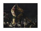 Both Members of This Club, 1909 Giclee-trykk av George Bellows