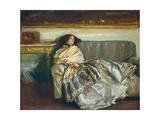 Nonchaloir (Repose), 1911 Giclee Print by John Singer Sargent
