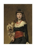 Miss Beatrice Townsend, 1882 Giclee Print by John Singer Sargent