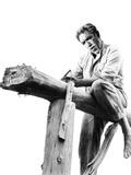 Zorba the Greek, Anthony Quinn, 1964 Fotografia