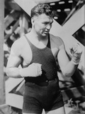 Jack Dempsey, the World Heavyweight Boxing Champion from 1919 to 1926 Photo