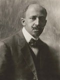 W.E.B. Du Bois, Intellectual Leader of the Early 20th Century African American Rights Movement Photo