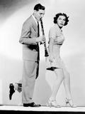 The Big Broadcast of 1937, from Left, Benny Goodman, Martha Raye, 1936 Photographie