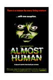 Almost Human, (AKA Milano Odia: La Polizia Non Puo Sparare), 1974 Giclee Print
