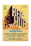 Ben-Hur, Spanish Poster Art, 1959 Impressão giclée