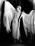 The Temptress, Greta Garbo, 1926 Fotografia