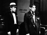 Scarface, from Left: George Raft, Paul Muni, 1932 Fotografia