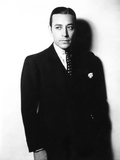 Scarface, George Raft, 1932 Fotografia