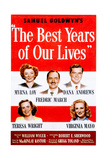 The Best Years of Our Lives, 1946 Giclee Print