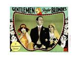 Gentlemen Prefer Blondes, Alice White, Holmes Herbert, Ruth Taylor, 1928 Impressão giclée