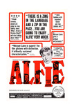 Alfie, Michael Caine, 1966 Giclee Print