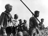 The Seven Samurai, (aka Shichinin No Samurai), 1954 Fotografía