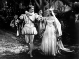 Beauty and the Beast, (aka 'Belle et la Bête, La'), Jean Marais, Josette Day, 1947 Foto
