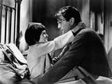 To Kill a Mockingbird, from Left: Mary Badham, Gregory Peck, 1962 写真
