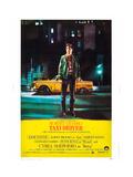 Taxi Driver, Robert De Niro, 1976 Giclee-trykk