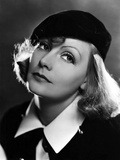 As You Desire Me, Greta Garbo, Portrait by Clarence Sinclair Bull, 1932 Foto