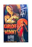The Mummy, One Sheet Poster, 1932 Giclée-Druck