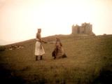 Monty Python and the Holy Grail, Graham Chapman, Michael Palin, 1975 Foto