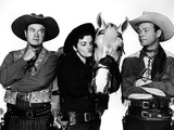 Son of Paleface, Bob Hope, Jane Russell, Trigger, Roy Rogers, 1952 Foto