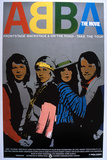 Abba: the Movie, Poster, Abba, 1977 Plakater