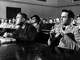 Anatomy of a Murder, James Stewart, Lee Remick, Ben Gazzara, Eve Arden, 1959 Foto