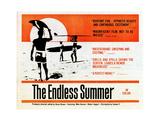 The Endless Summer, 1966 Giclée-Druck