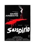 Suspiria, 1977 Giclée-Druck
