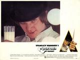 A Clockwork Orange, Malcolm Mcdowell, 1971 Poster