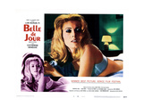 Belle De Jour, Catherine Deneuve, 1967 Giclée-vedos