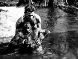 The Wages of Fear, (aka Le Salaire De La Peur), Charles Vanel, Yves Montand, 1953 Fotografia
