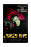 Le Troisieme Homme, (AKA the Third Man), Orsom Welles, 1949 ジクレープリント