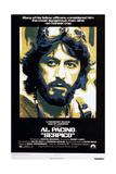 Serpico, Al Pacino, 1973 Giclée-tryk