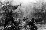 The Seven Samurai, (aka Shichinin No Samurai), Takashi Shimura, 1954 Foto