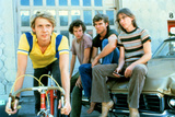 Breaking Away, Dennis Christopher, Daniel Stern, Dennis Quaid, Jackie Earle Haley, 1979 Foto