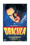 Dracula, Bela Lugosi, 1931 Gicléedruk