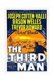 The Third Man, 1949 Giclée-tryk