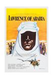 Lawrence of Arabia, 1962 Giclée-Druck