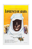 Lawrence of Arabia, 1962 Giclee Print