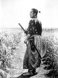 The Seven Samurai, (aka Shichinin No Samurai), Seiji Miyaguchi, 1954 Photo