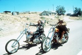 Easy Rider, Peter Fonda, Dennis Hopper, 1969 Photo